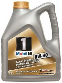 Mobil 1 0W-40, 4л