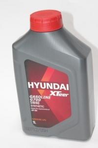 Hyundai XTeer 5W-40 1л