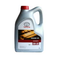 Toyota ENGINE OIL 0W-30, 5л