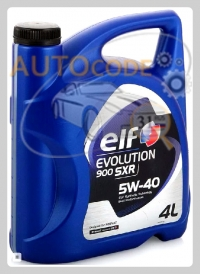 ELF EVOLUTION 900 SXR 5W40