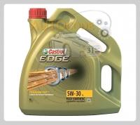 Масло Castrol EDGE 5W30