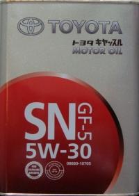 Toyota SN 5W-30, 4л