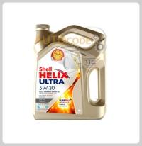 Shell Helix Ultra ECT 5W-30, 4л