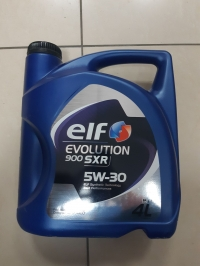 ELF EVOLUTION 900 SXR 5W30 , 4л