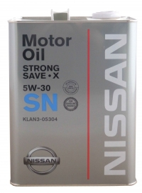 Nissan Strong Save-X 5W-30 4л