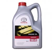 Toyota ENGINE OIL 5W-40, 5л